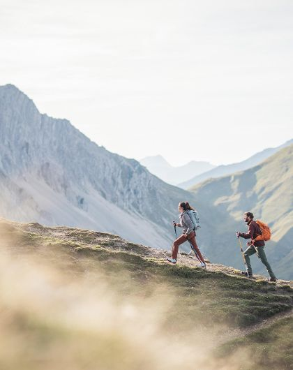 40. Hiking week BERGSPORT TOTAL 6.-11.9.2020