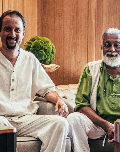 Ayurveda-Spezialwoche mit Vinod & David Batra