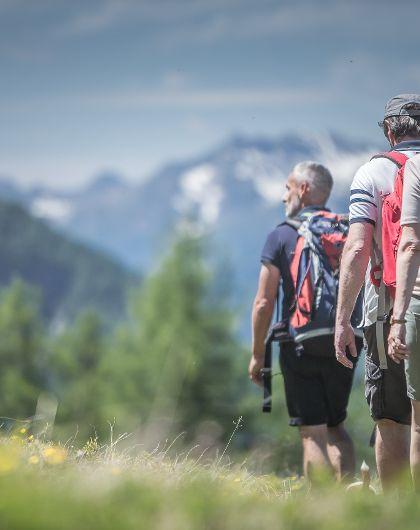 Mountain adventures & hiking paradise