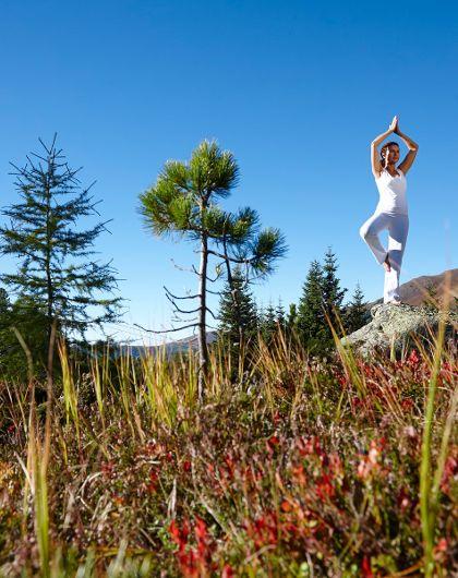 Yoga am Berg - Wochen