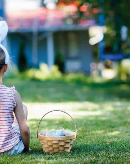 Frühlingshafte Oster-Woche