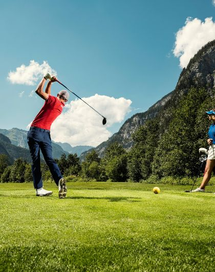 Golfturnier Aussi Golfen