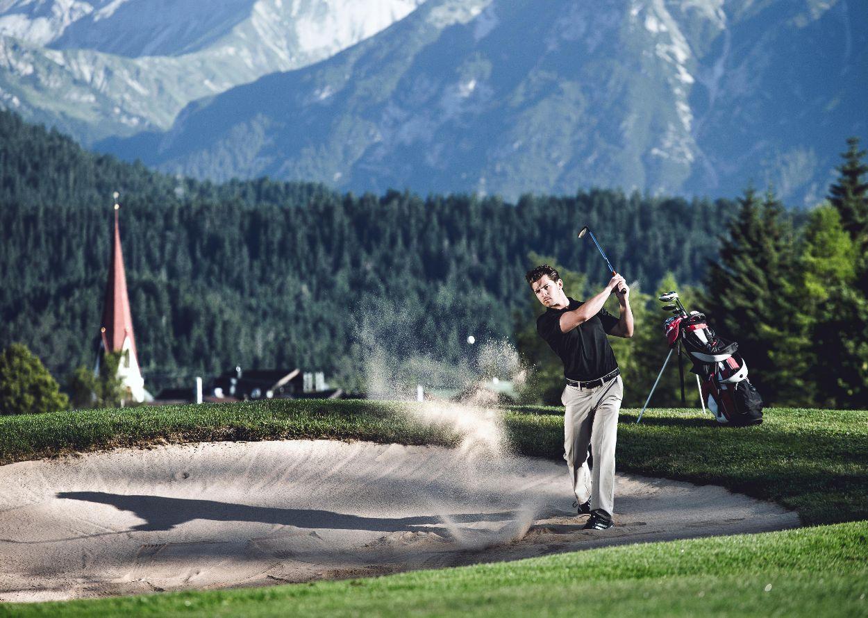 Golf Abschlag - Anlage Seefeld-Reith.jpg