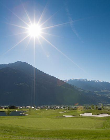 Golfkurs und Wellnessferien