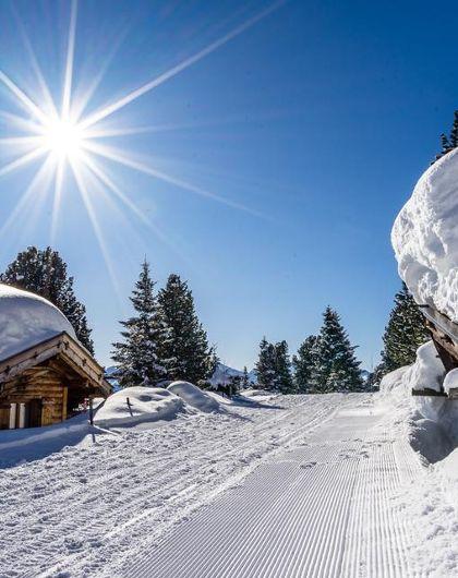Sonne, Ski und Spa