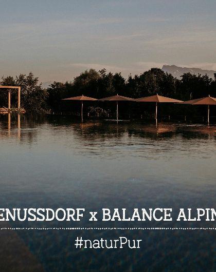 Genussdorf x Balance Alpine
