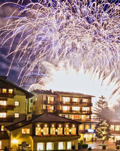 Feuerwerk & Champagnerlaune